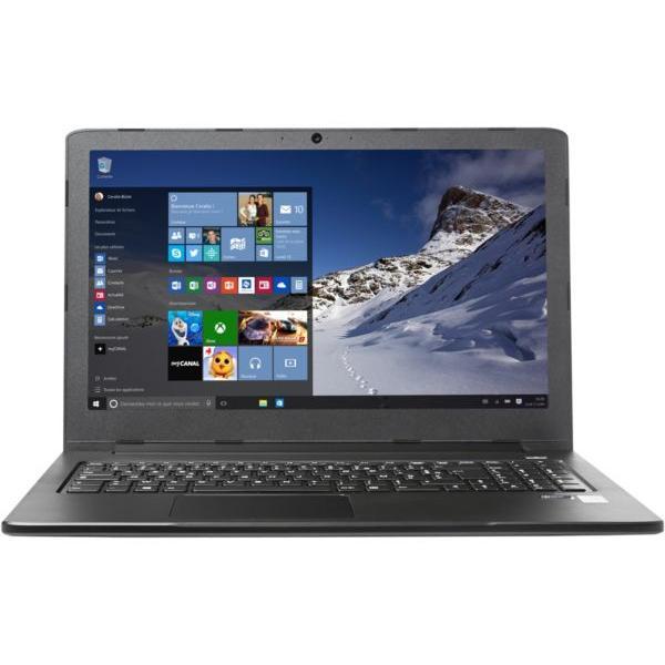 Essentiel B Smart'MOUV 1507-2 - Pentium N3540 2,16 GHz - HDD + SSD 500 Go - RAM 4 Go - AZERTY