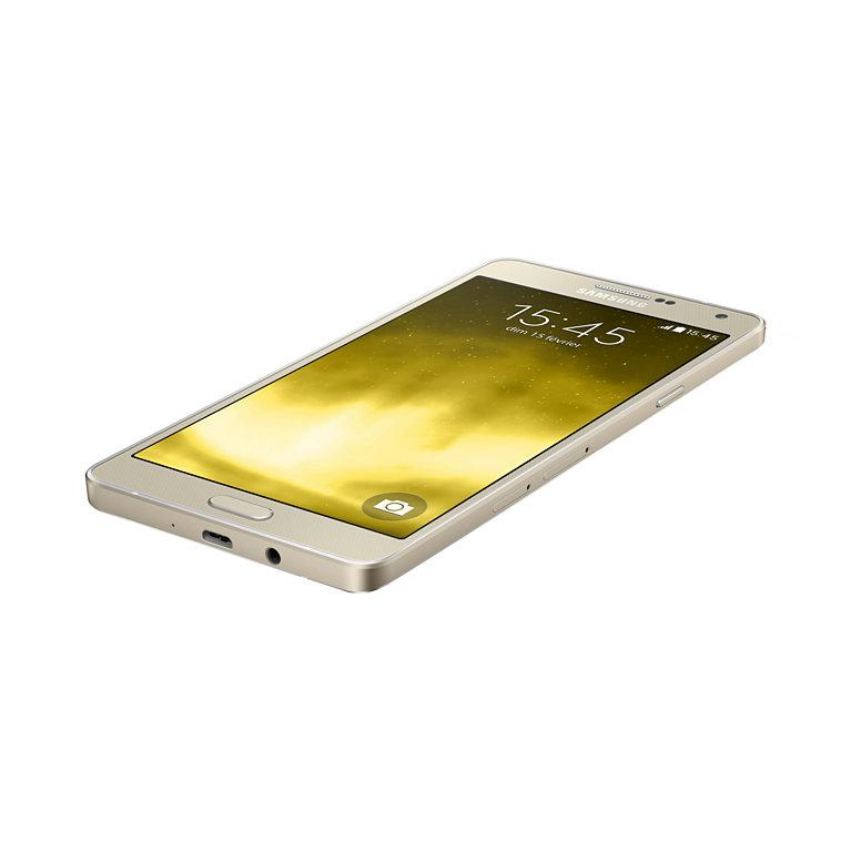 Samsung Galaxy A7 16 Go - Or - Débloqué