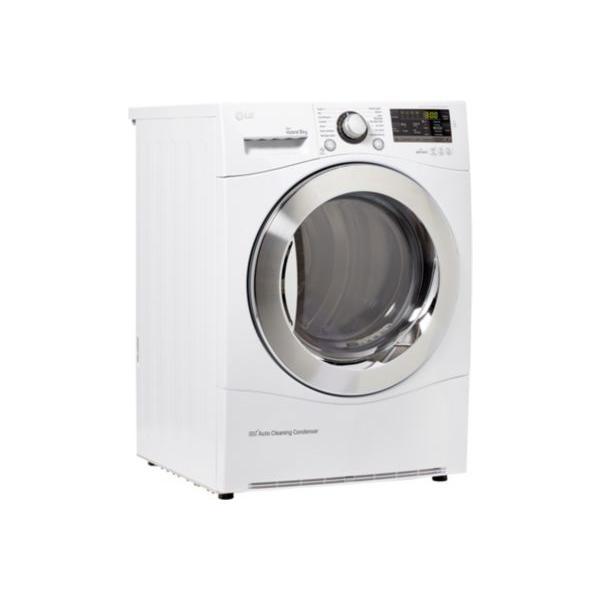 Sèche-linge pompe à chaleur LG RC9055AP2F 9kg