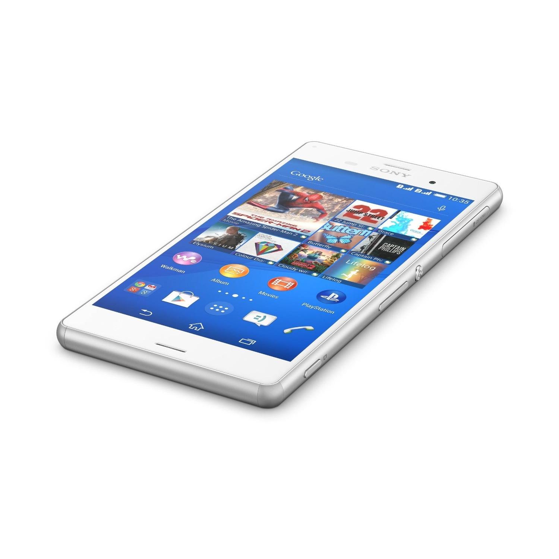 Sony Xperia Z3 16 Go - Blanc - Débloqué