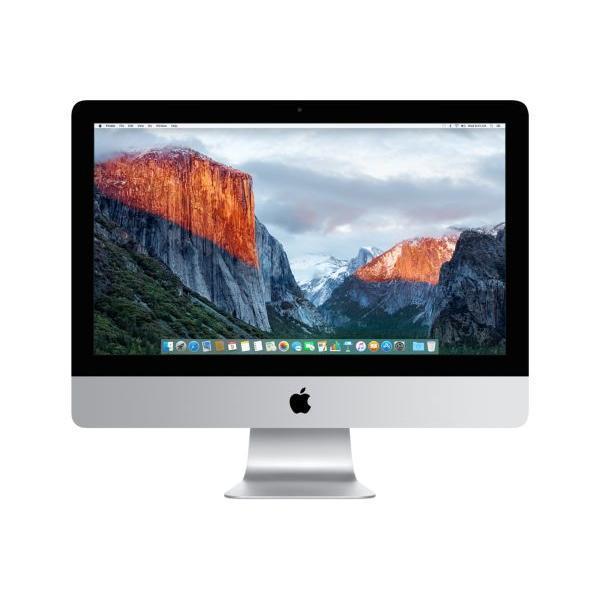 "iMac 21,5"" i5 2,7 GHz HDD 1 To RAM 8 Go"