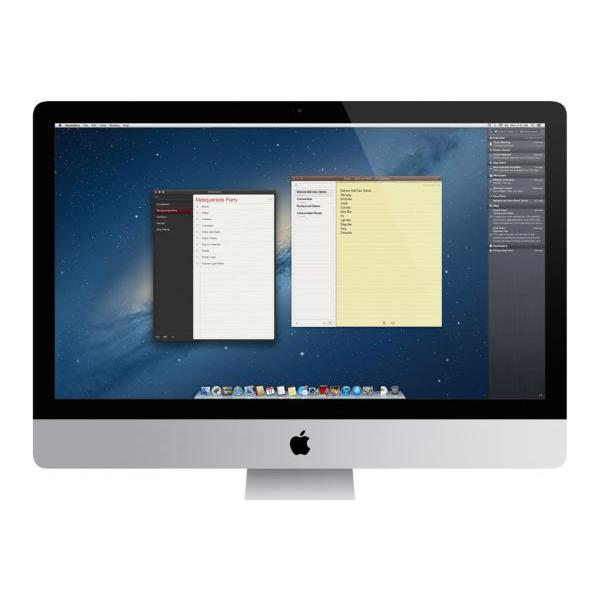 "iMac 21,5"" Core i5 2,7 GHz  - HDD 1 To - RAM 8 Go"