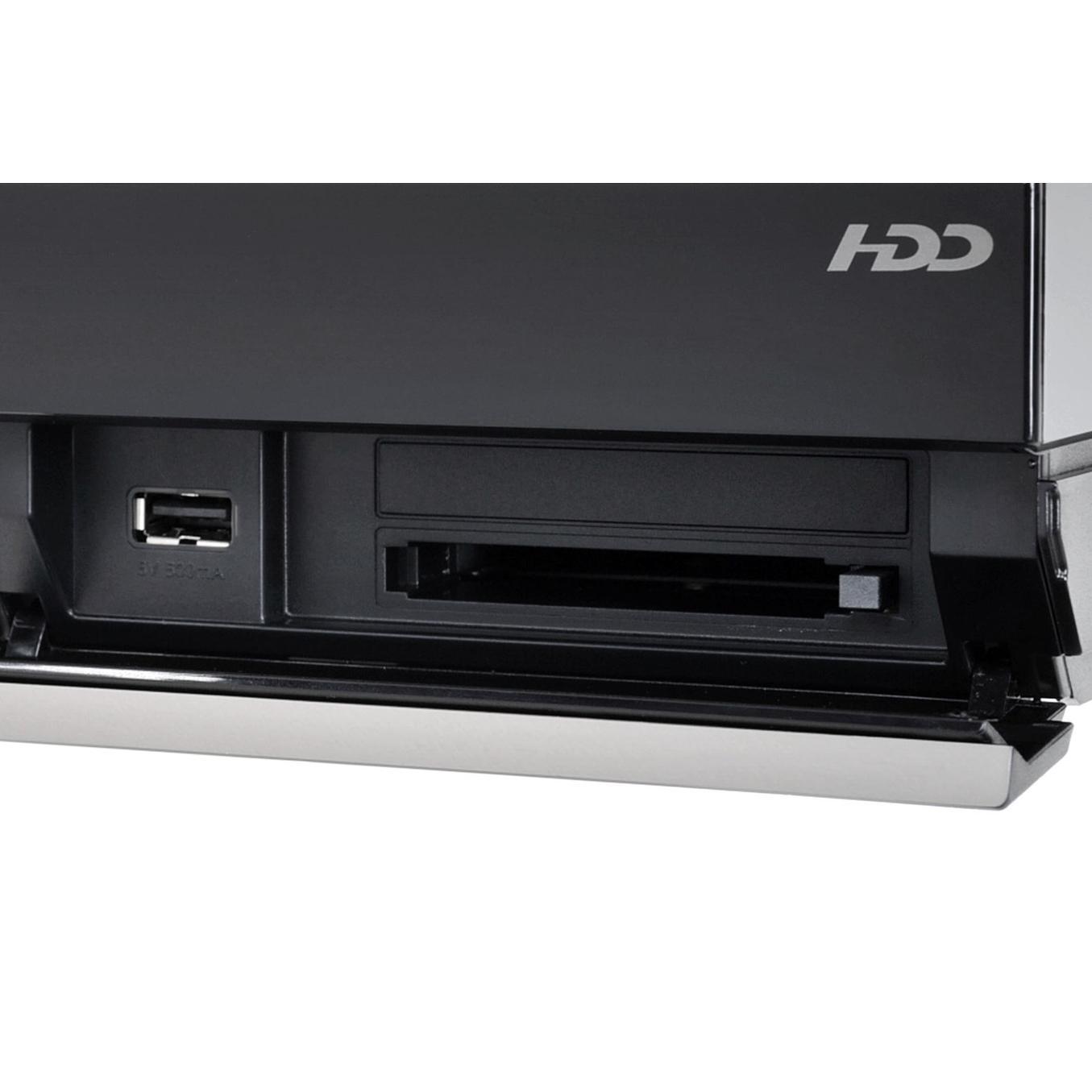 LECTEUR ENREGISTREUR BLU-RAY AVEC DISQUE DUR 250GO 3D SAMSUNG BD-D8200