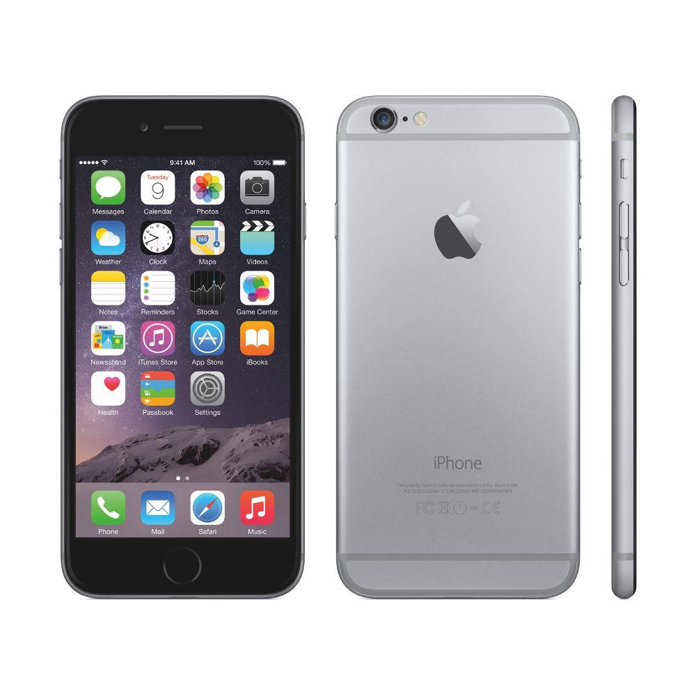 iPhone 6S 16 GB - Gris espacial - Libre