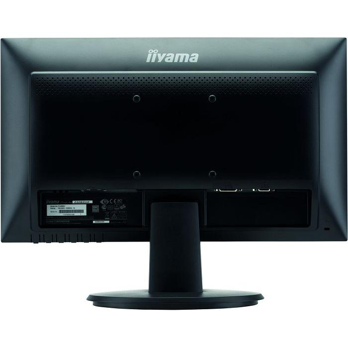 Iiyama - E2083HD-B1 - Ecran PC ProLite 19.5 '' LED Backlit 1000:1 300 cd/m2  - Noir