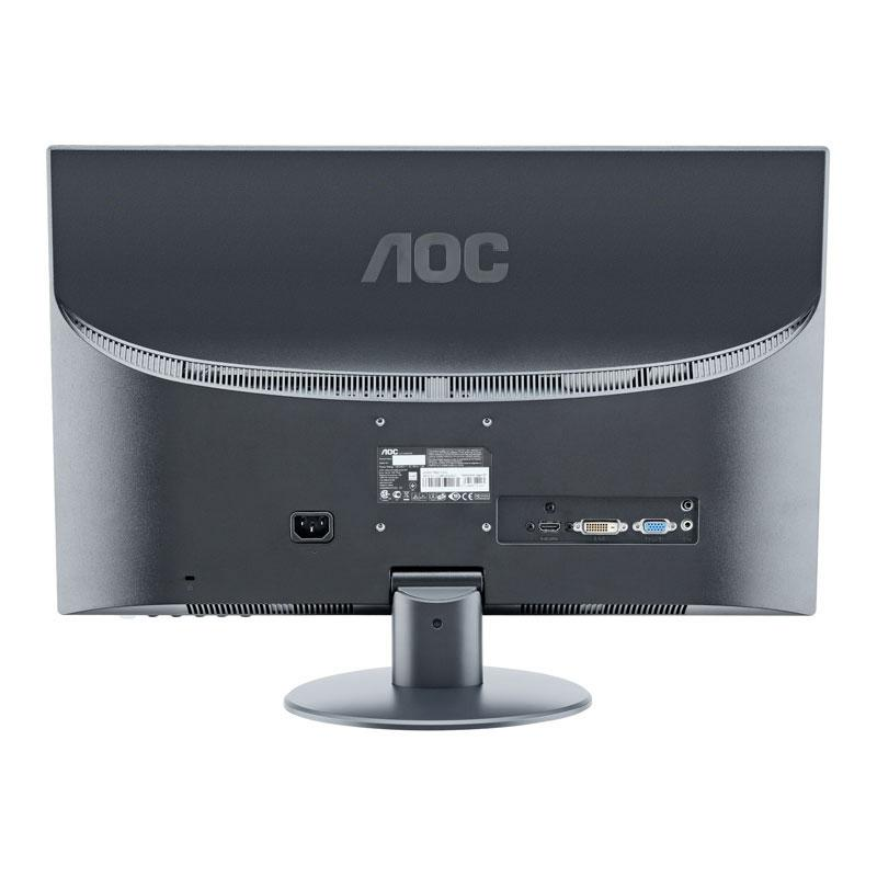 AOC - E2752VQ - Ecran PC 27'' Widescreen Wide IPS 1920 x 1080  - Noir