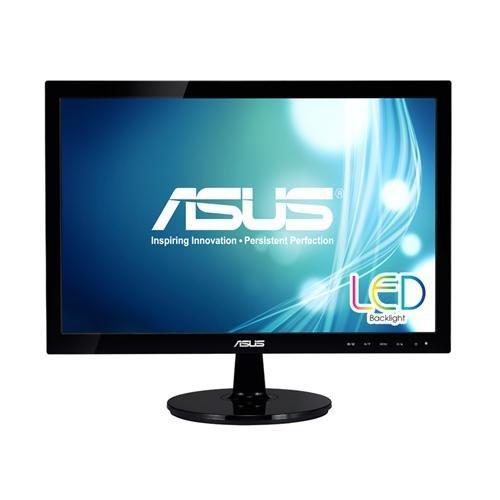 """Asus - VS197DE - Ecran PC 18.5"""" 1366 x 768 , D-Sub (VGA) - Noir"""