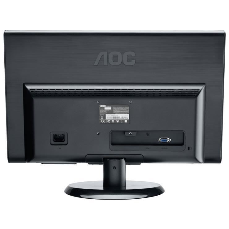 """AOC - E2250SWNK - Ecran PC 21.5"""" LED 600:1 200 cd/m2 - 1920x1080 - 5ms  - Noir"""