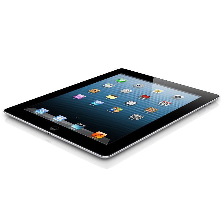 iPad 4 128 Go - Wifi - Noir