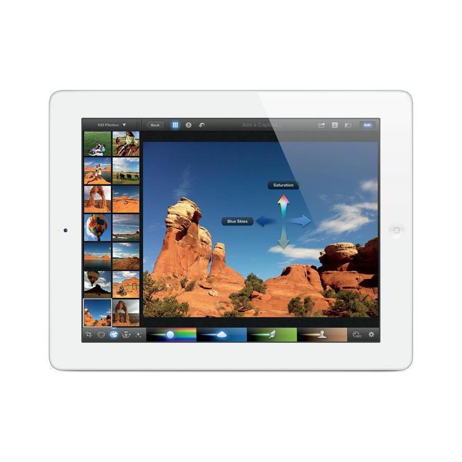 iPad 4 128GB - Weiß - Wlan