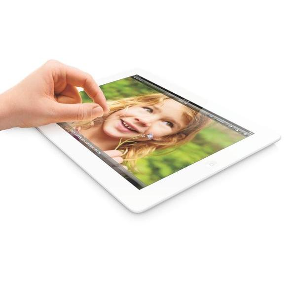iPad 4 128 Go - Wifi - Blanc