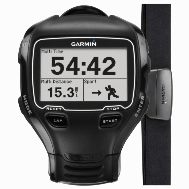 Reloj Garmin Forerunner 910XT HR - Negro