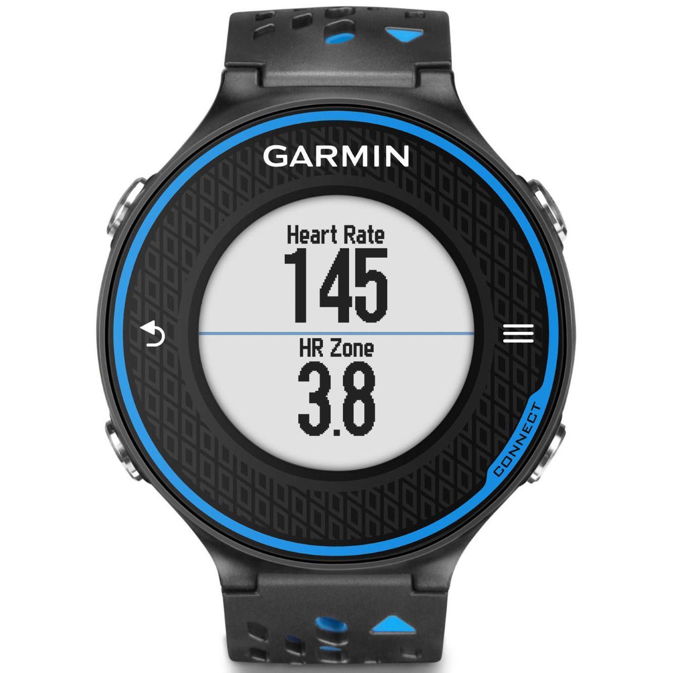 Reloj Garmin Forerunner 620 - Negro/Azul