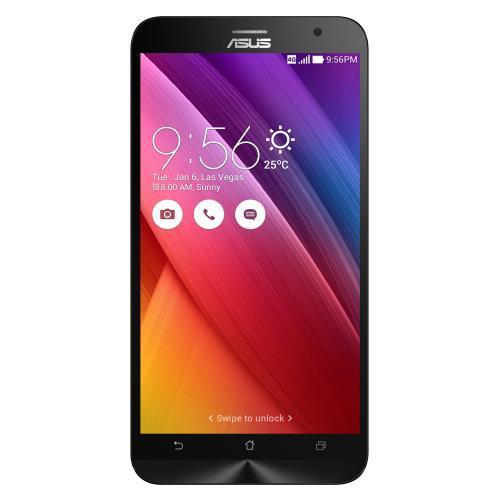 """Asus ZenFone 2 (ZE551ML) 5,5"""" 64 Go Noir Débloqué"""