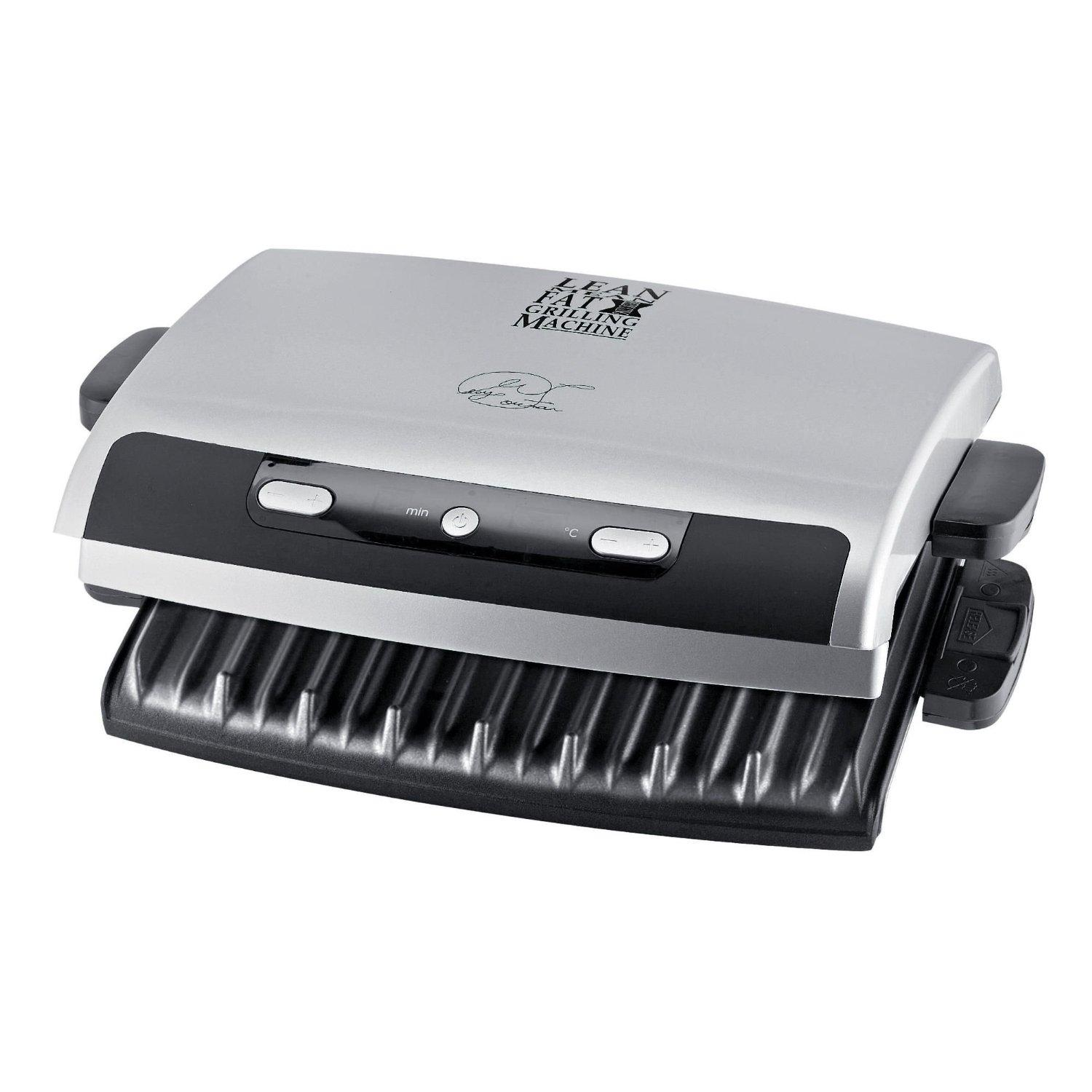 George Foreman - 12205 - Grill family réducteur de graisse 6 portions