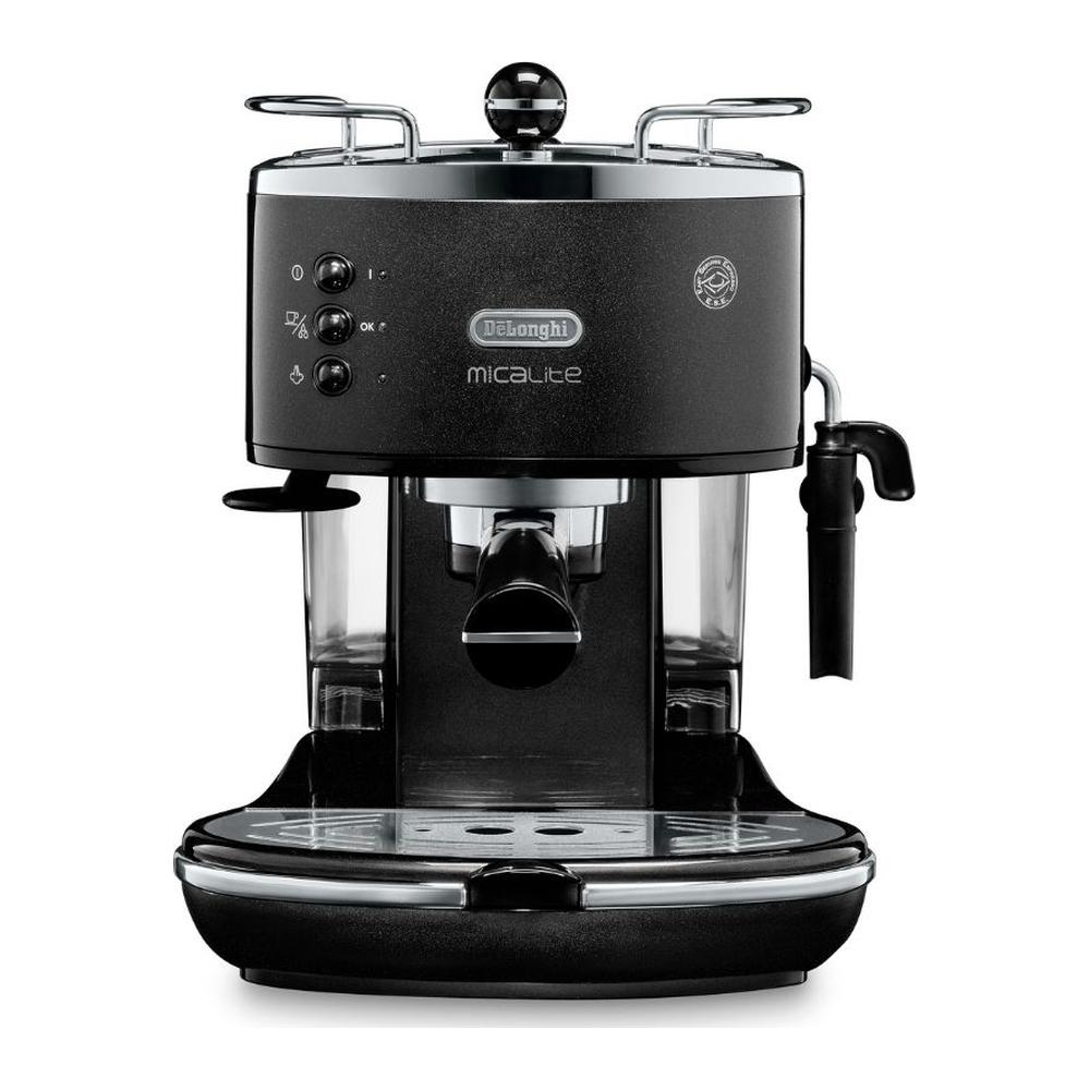DELONGHI ECOM311BK Machine Espresso Micalite 15 Bar