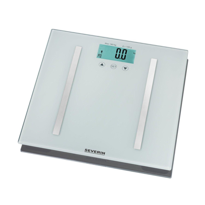 Severin - PW7010 - Pèse-personne avec analyse du taux de graisse corporelle