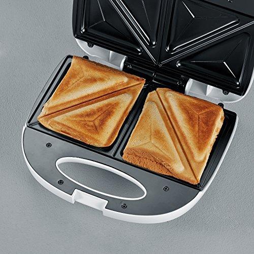 Severin - SA2971 - Machine à croque monsieur/sandwich