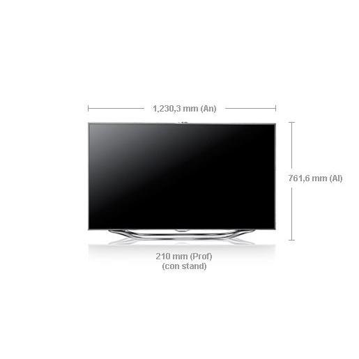 TV Samsung LED 3D UE55ES8000