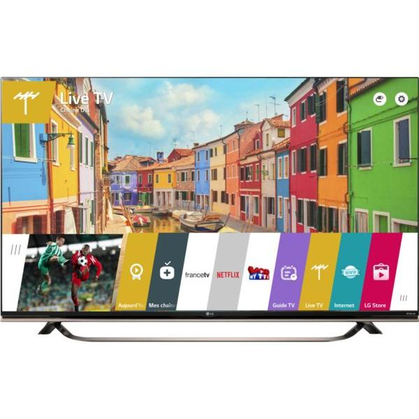 TV LG 3D 4K 65UF850V 2000 PMI SMART TV