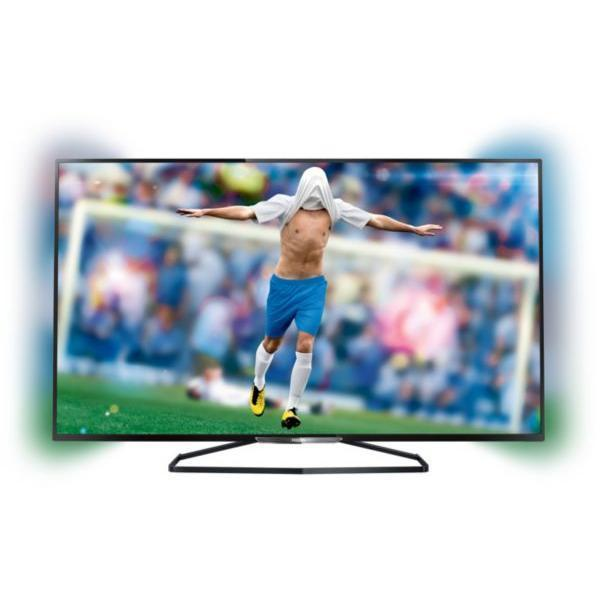 TV PHILIPS 3D 55PFK6589 EX 400 Hz Smart TV