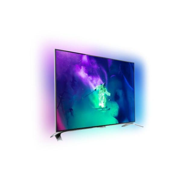 TV PHILIPS 4K 65PUS9109 UHD 1000HZ AMBILIGH