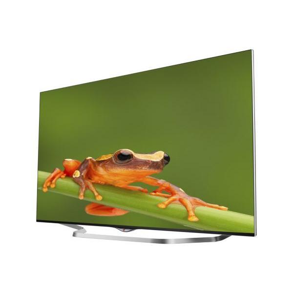 TV LG 4K 3D 55UB850V