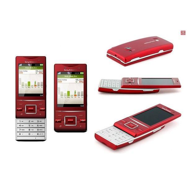 Sony J20i - Rouge - SFR