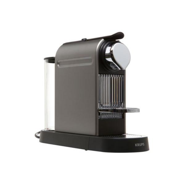 Nespresso KRUPS YY1470FD CITIZ Gris titane