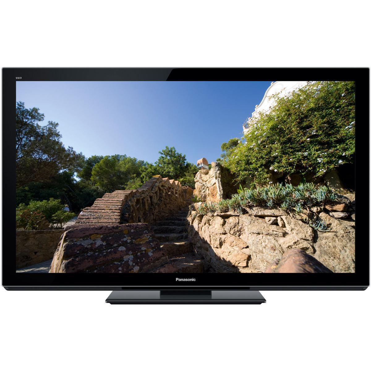 TV Panasonic 3D plasma Full HD 106 cm