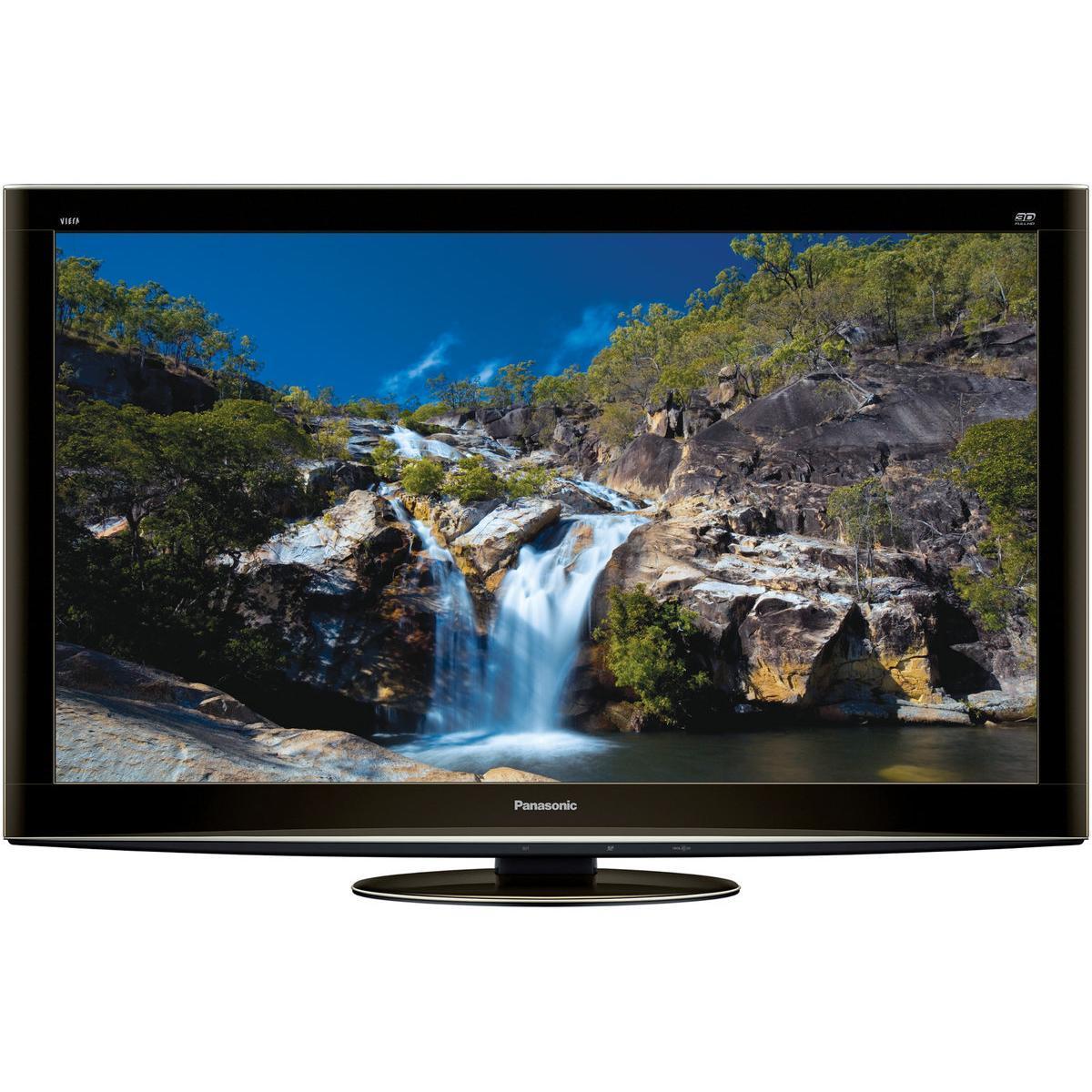 TV Panasonic Plasma TNT HD intégré - 127 cm