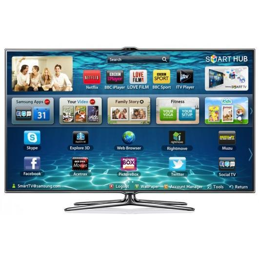 TV Samsung LED 102 cm