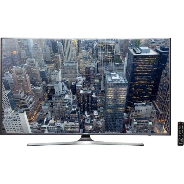 TV SAMSUNG 4K UE55JU6670 1200 PQI INCURVE