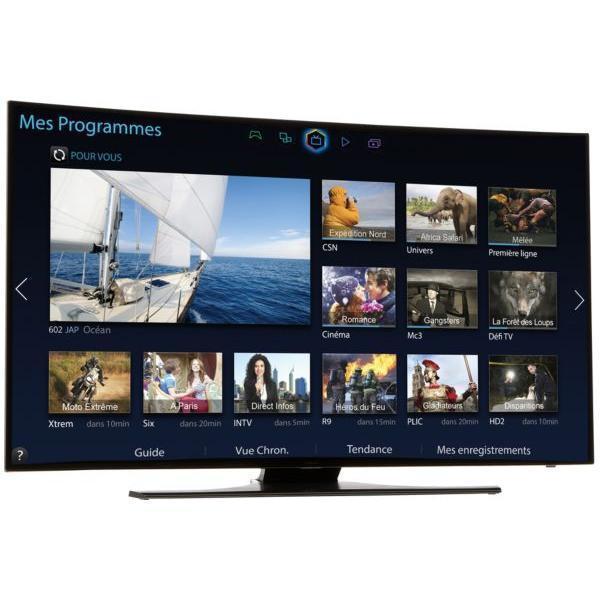 TV SAMSUNG 3D UE55H6850 600Hz INCURVE 138 cm