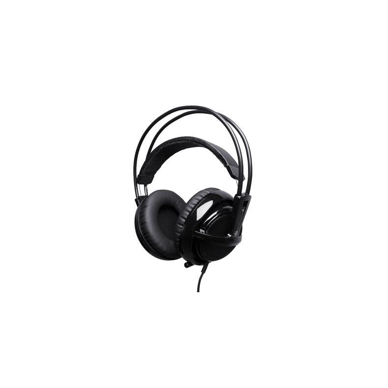 CASQUE STEELSERIES SIBERIA V2 NOIR