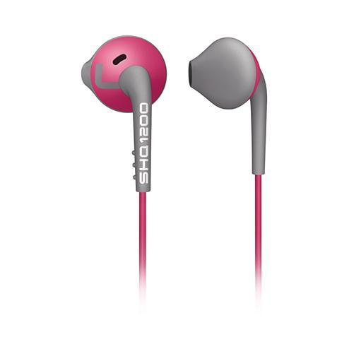 Mini-écouteurs Philips ActionFit Sport SHQ1200PK/10 - Rose