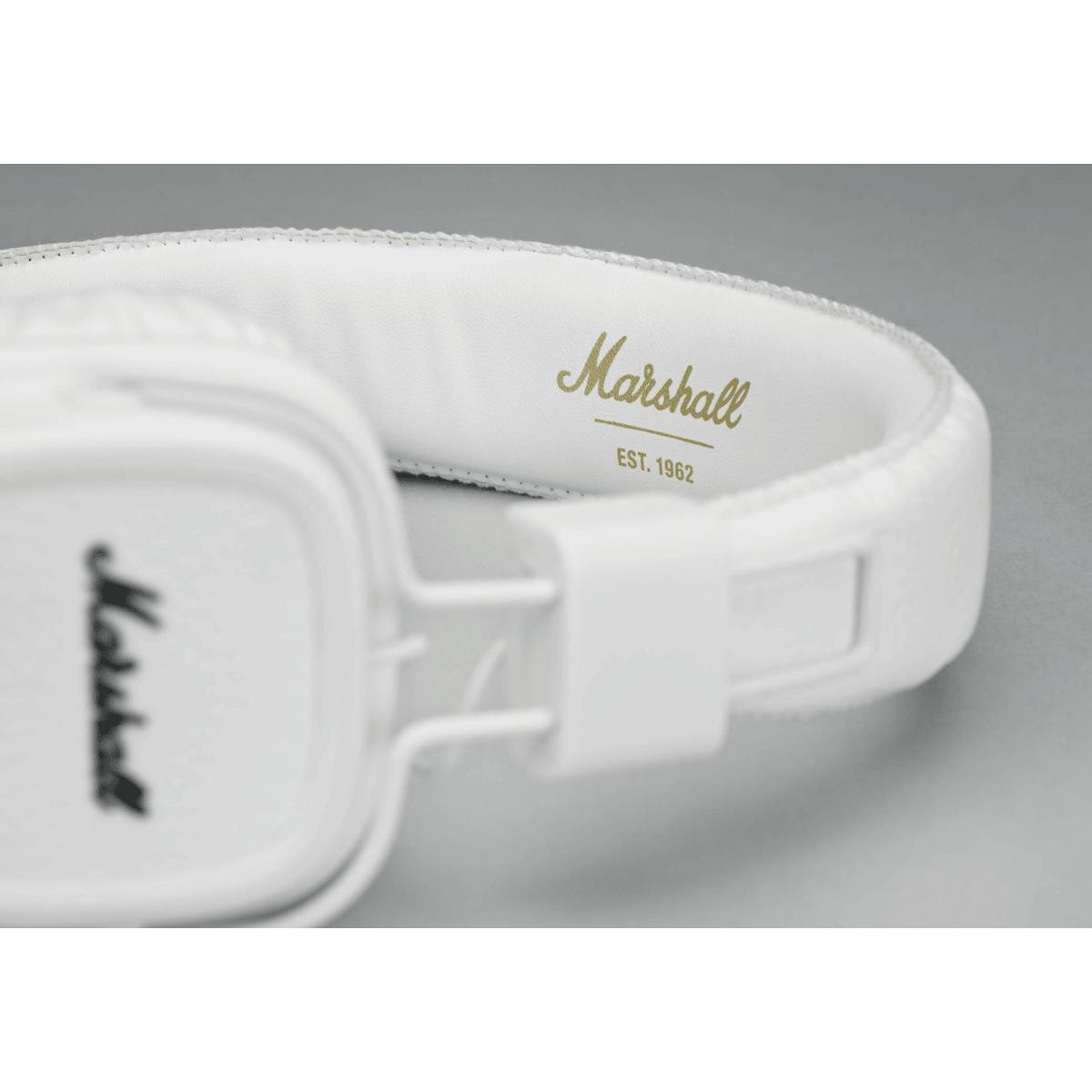 Casque Mashall Major Blanc