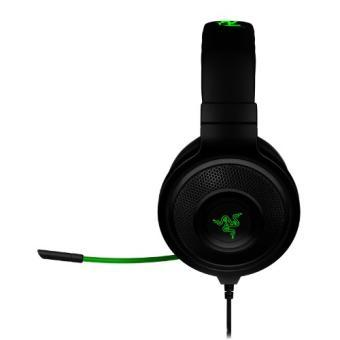Auriculares Razer Kraken Pro + Micrófono  - Negro