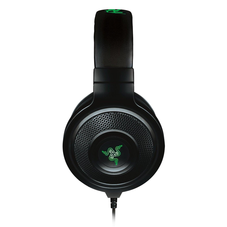 Auriculares Razer Kraken 7.1 + Micrófono - Negro