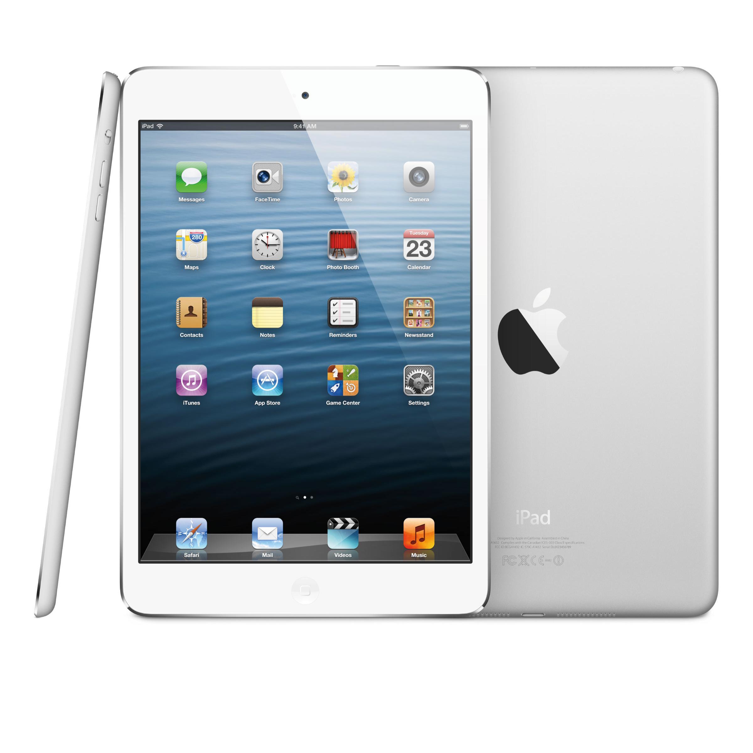 iPad 2 16 Go Wifi + 3G - Blanc - Débloqué