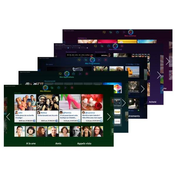TV SAMSUNG UE46F8000SLXZF 3D Smart TV 10