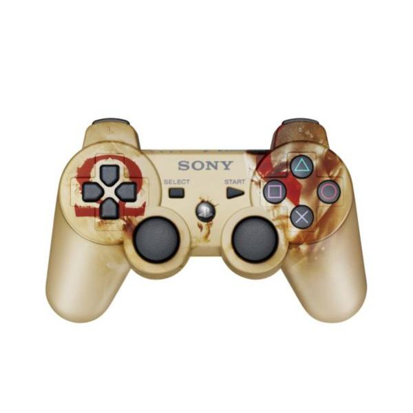 Console Sony PlayStation 3 500Go + Manette + God of War Ascension - Blanche