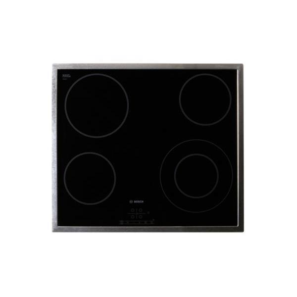 Table de cuisson vitrocéramique BOSCH PKF645B17E