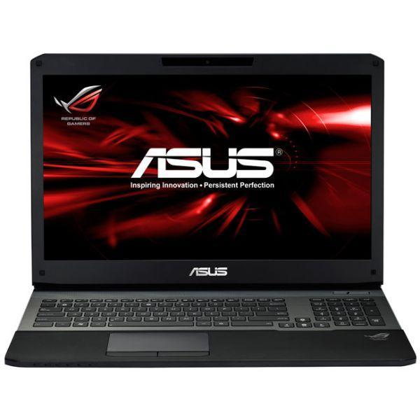 "Asus G75VW-T2375H 17,3"" Core i7 2.3 GHz  - HDD 750 Go - RAM 8 Go- Nvidia GeForce GTX 660M"