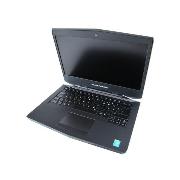 Dell Alienware M14X-P39G - Core i7-4710QM 2,5 GHz - HDD 500 Go - RAM 4 Go - AZERTY