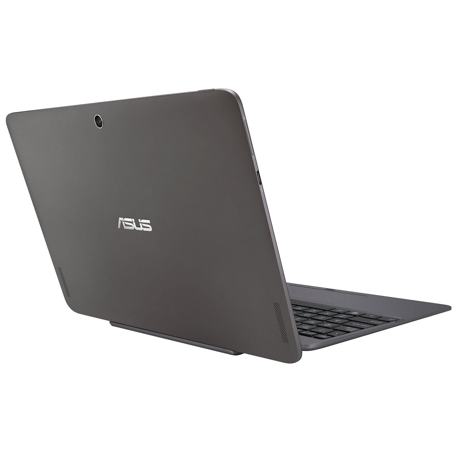 """Asus Asus T100HA-FU006T - 10,1"""" 64 Go - Wifi - Gris"""