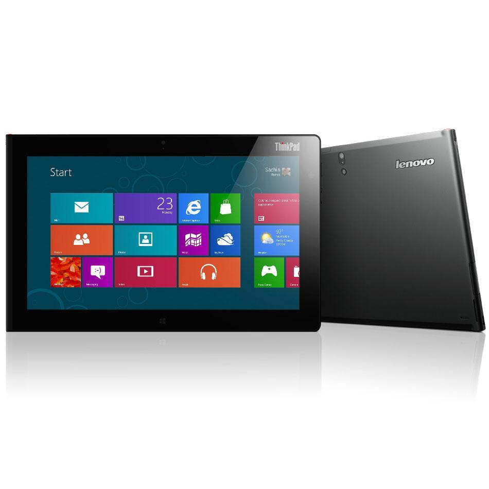 """Lenovo Thinkpad Tablet 2 - 10.1"""" 64  Go - Wifi - Noir"""