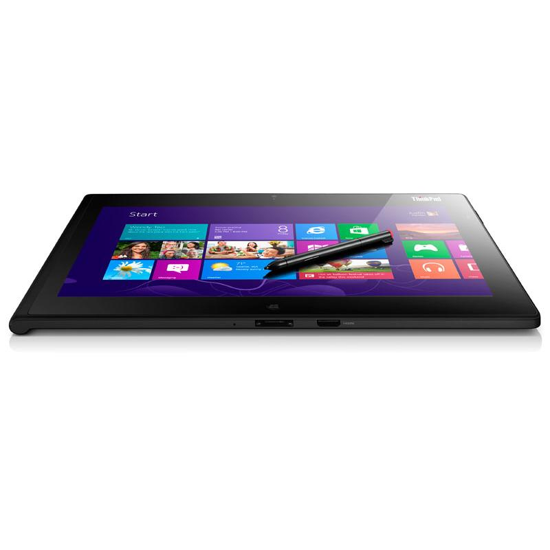 "Lenovo Thinkpad Tablet 2 - 10.1"" 64  Go - Wifi - Noir"