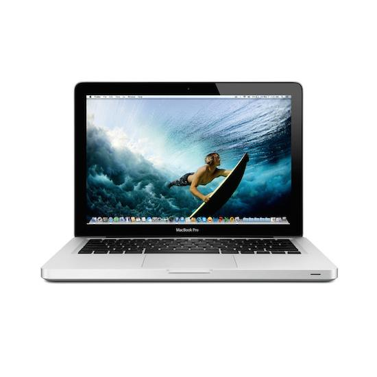 "MacBook Pro 13"" Core i5 2.5 GHz - HDD 500 Go - RAM 4 Go"