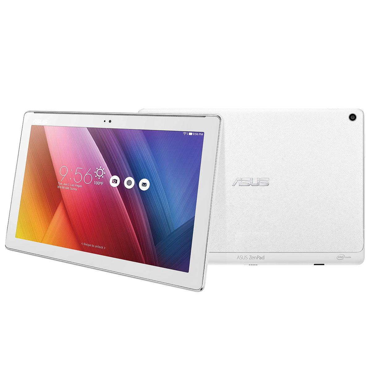 "Asus Asus Z300C - 10.1"" 64 Go - Wifi - Blanc"